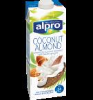 Produktförpackning av Alpro Kokos-mandeldryck