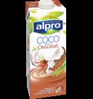 L'emballage du produit  Coco Chocolat