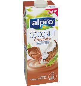 Kokosovo čokoládový nápoj Alpro