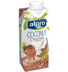 Alpro kokos čokolada ON THE GO