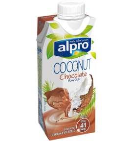 Alpro kokos čokolada ON THE GO
