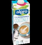 Product verpakking van Kokosnootdrink 'For Professionals'