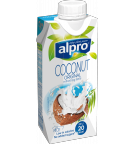 Product packaging of Alpro Coconut Original Chilled<br />'on the go'