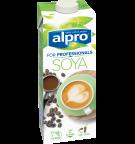 Produkt Verpackug von Alpro Soya 'For Professionals'