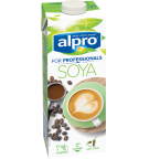 Product packaging of Soya 'For Professionals'