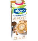 Product packaging of Alpro Almond 'For Professionals'