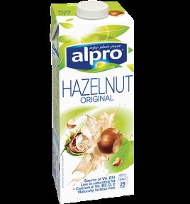 balenie produktu Alpro lískooříškový nápoj