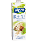 Product packaging of Hazelnuts Drink