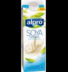 Produktpakning av Alpro Soya Fresh