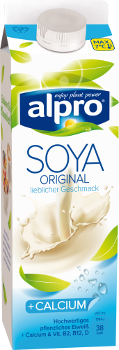 Sojadrink Original Gekühlt mit Calcium
