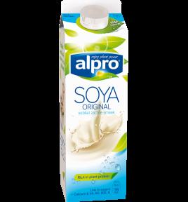 Product verpakking van Sojadrink Original Fresh