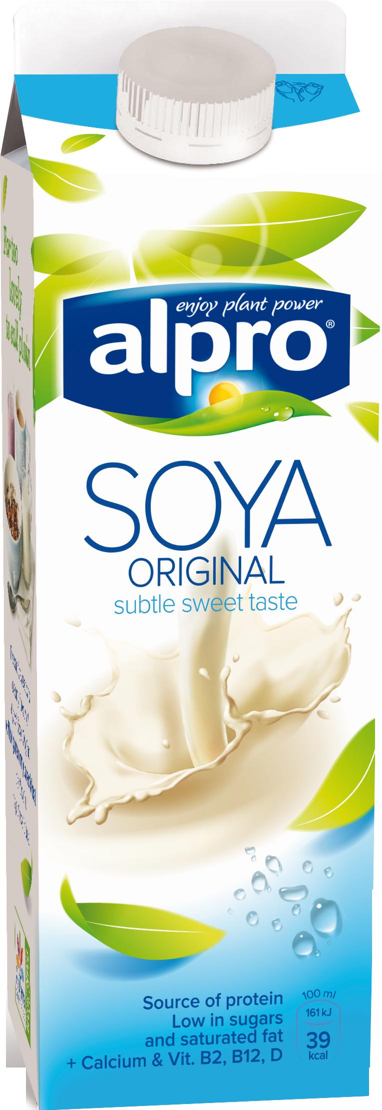 Alpro Soya Original Chilled