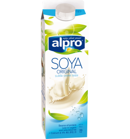 Product packaging of Soya Original Chilled