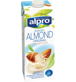 Produktpakning av Alpro Mandeldrikk Original