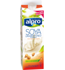 Alpro Soya Unsweetened Chilled