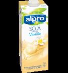 L'emballage du produit  Soja saveur Vanille