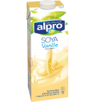 Produkt Verpackug von Sojadrink Vanille