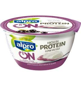 Alpro Go On Svart vinbär