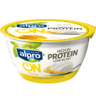 produktemballage til Alpro Go On Mango