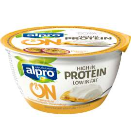Alpro Go On Passionsfrugt