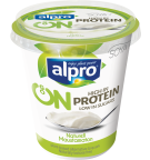 produktemballage til Alpro Go On Naturel