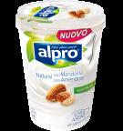 Confezione di  Alpro Natural con Mandorla
