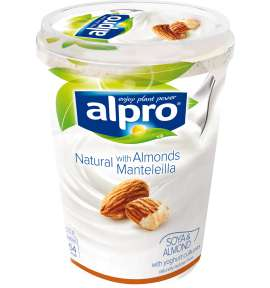 Alpro Natural cu Almonds