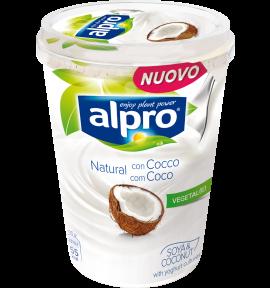 Alpro Natural con Cocco