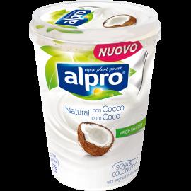 Alpro Natural com Coco