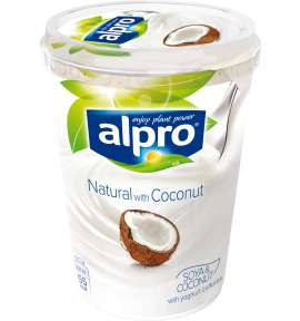 Alpro Natural cu cocos
