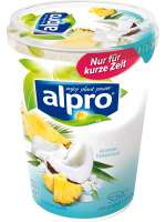 Alpro Limited Edition Ananas-Kokosnuss