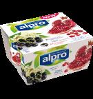 L'emballage du produit Alpro Cassis-Fleurs de sureau / Grenade
