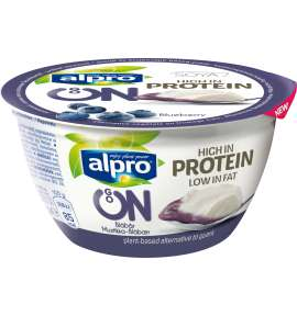 Alpro Go On Blåbär