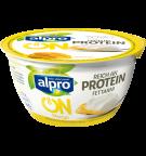 Produkt Verpackug von Topfencremealternative Mango
