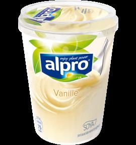 Alpro vanilkový