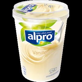 Obal  [product] Alpro Vanilka