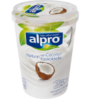 Obal  [product] Alpro biely s kokosom
