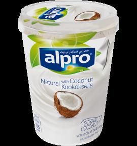 Alpro bílý s kokosem