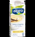 Produktförpackning av Alpro Mild & Creamy Vanilj