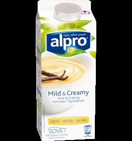 Alpro Mild & Creamy Vanilj