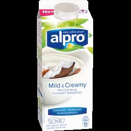 Alpro Mild & Creamy Naturel med Kokos