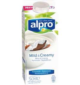 Alpro Mild & Creamy Naturell med Kokos