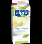 Produktförpackning av Alpro Mild & Creamy Citron-Lime