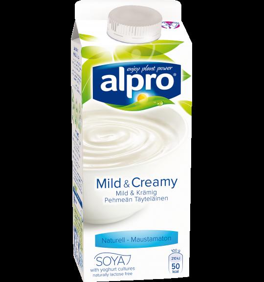 Mild & Creamy Naturel