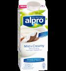Product verpakking van Mild & Creamy Naturel met Kokosnoot