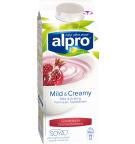 Alpro Mild & Creamy Granatæble