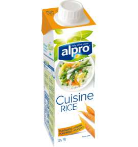 Alpro Alternativa às Natas Culinárias, à base de Arroz