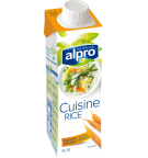 Alpro cremă vegetală din orez