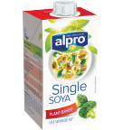 Alpro product overview for Alpro soya cuisine light