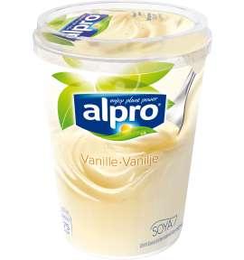 Alpro Vanilje